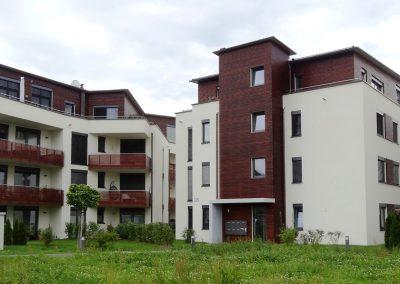Mehrfamilienhäuser mit Tiefgarage, Weizenweg Metzingen