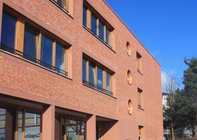 Neubau Firstwaldgymnasium, Kusterdingen