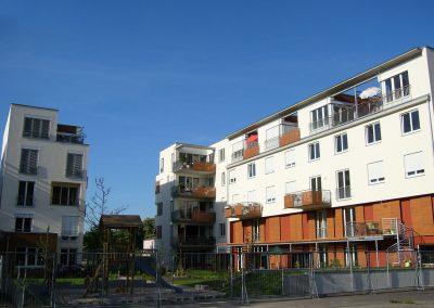 Mehrfamilienhaus Baugruppe West, Karlsruhe