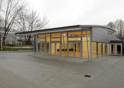 Neubau Mensa Hoffmannschule, Reutlingen-Betzingen