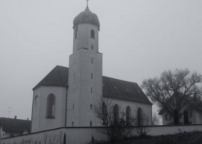 Sanierung und Instandsetzung St. Nikolaus, Heggelbach