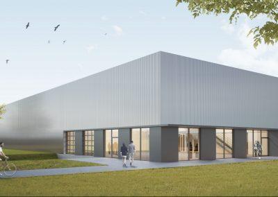 Logistik Lernfabrik, Reutlingen