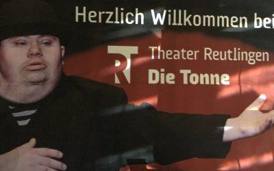 Neueröffnung Theater Die Tonne in Reutlingen