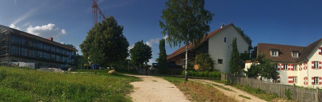 Richtfest Hotelneubau auf dem Hofgut-Maisenburg